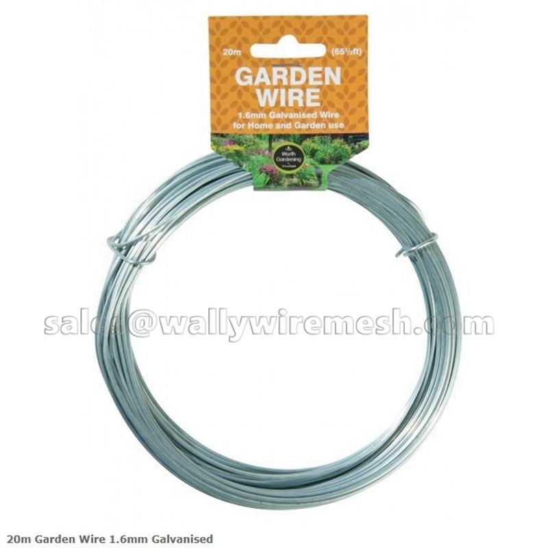 Galvanized Garden Wire,florist tie wire , plant wire, fencing wire