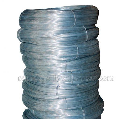 Galvanized Smooth Wire