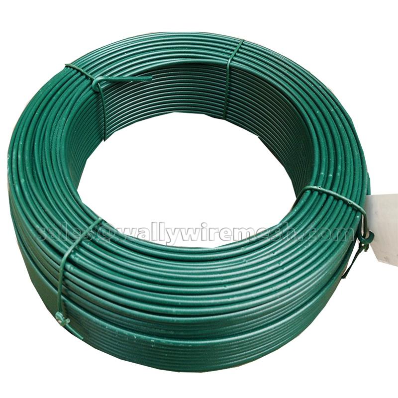 Garden Tie Wire : Galvanized florist garden tie wire