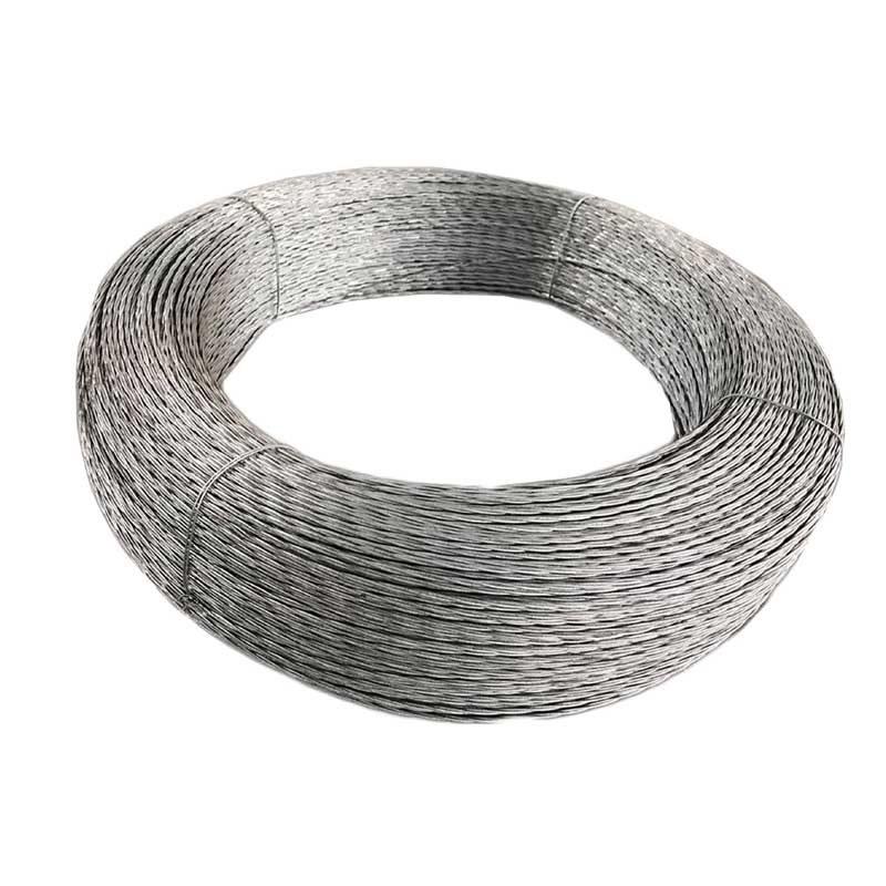 Strand Wire,Twist Tie Galvanized Iron Wire,Metal Twist Tie wire, , Wally