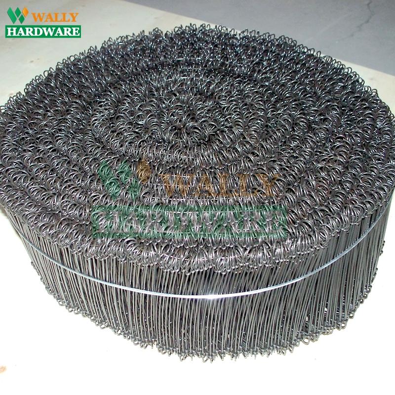 Bar Tie Wire : Black soft annealed bar ties wire loop tie