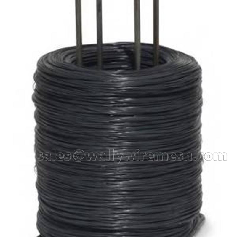 Black annealed wire binding iron steel
