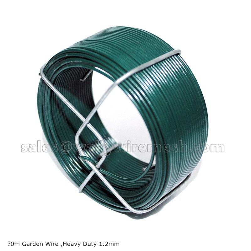 Garden Tie Wire : Florist garden tie wire galvanized