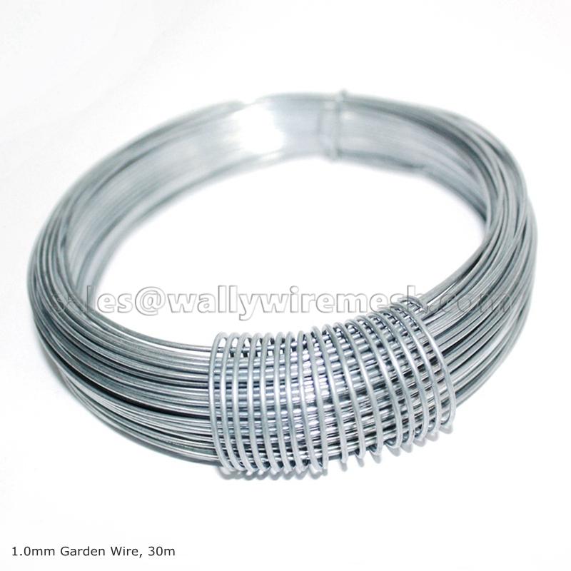 Galvanized Garden Wire ,florist tie wire , Insulated tie wire ...