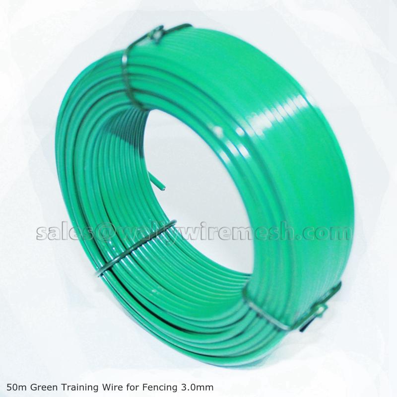 Garden Training Tie Wire , florist tie wire , plant wire, fencing wire