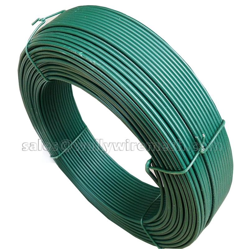 Garden Tie Wire : Chain link fence tension wire training garden