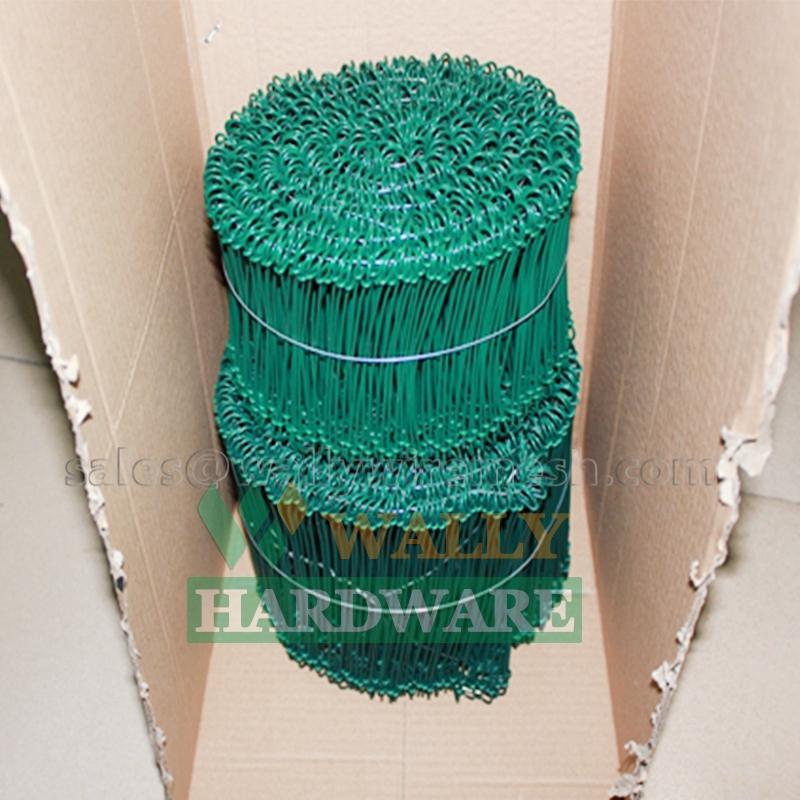 PVC Coated Loop Tie Wire ,loop wire ties, ,tying wire , bar ties ...