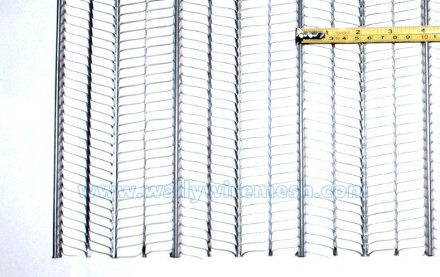 Expanded Metal Rib Lath Wally Wire Mesh