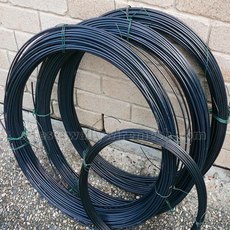 Pvc coated wire plastic epoxy vinyl