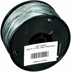 Spool Galvanized Steel Wire
