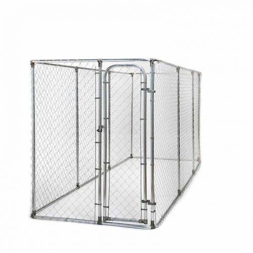 Animal dog cage,dog Kennel plan,Dog house, chain link dog run