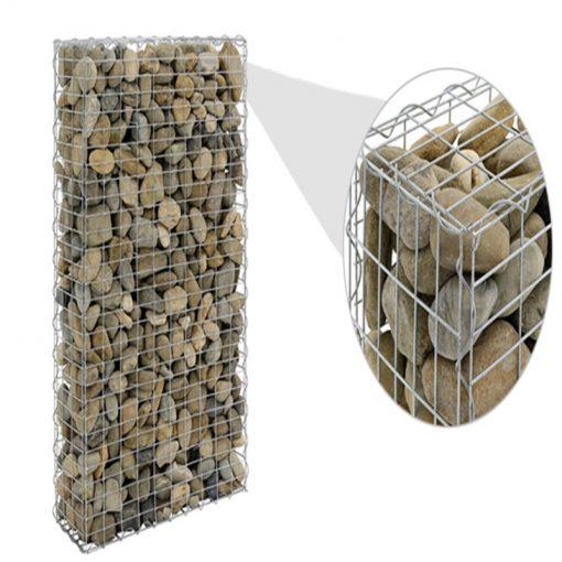 heavy duty galvanized welded gabion mesh