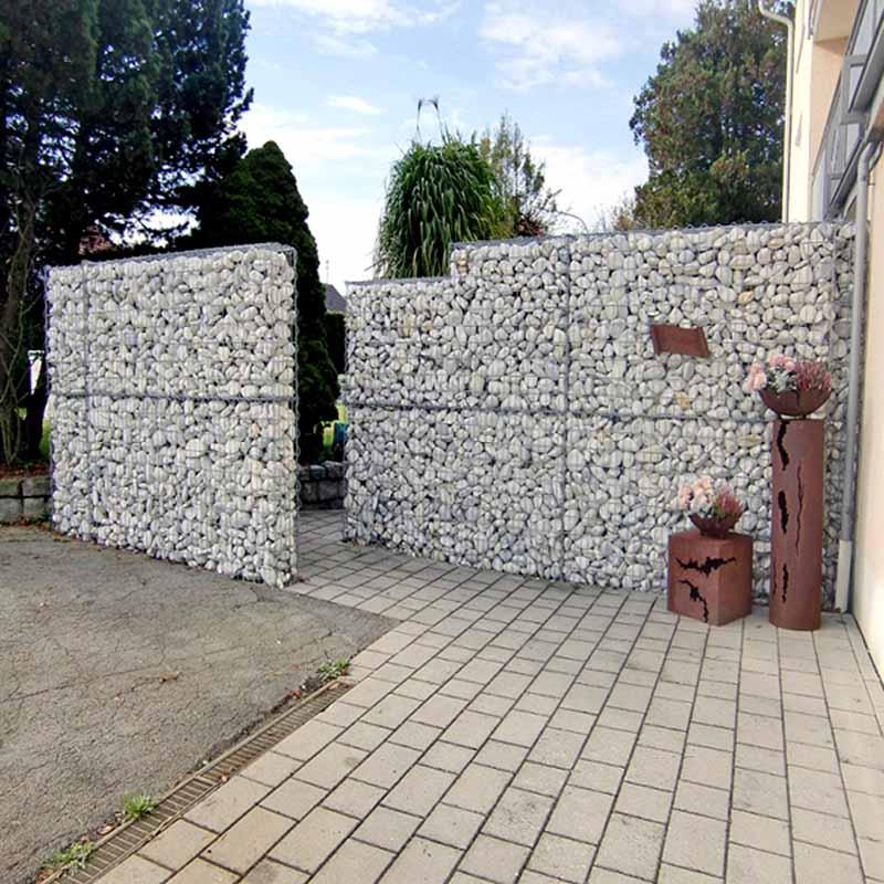 Retaining Wall Gabion Wall Landscape Wall Gabion Bench
