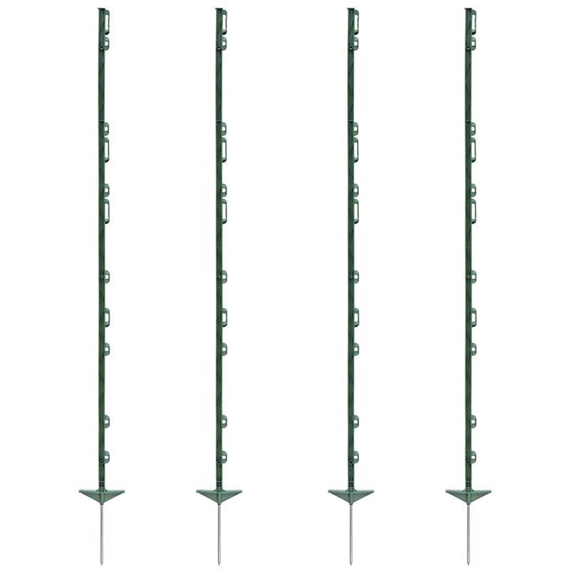 plastic fencing stake  u2013 wally wire mesh